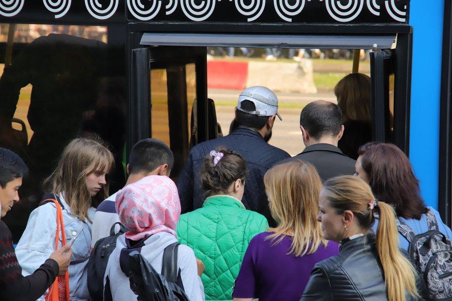 Более 50 автобусов запустят в районах закрытых станций Филевской линии метро 31 августа и 1 сентября