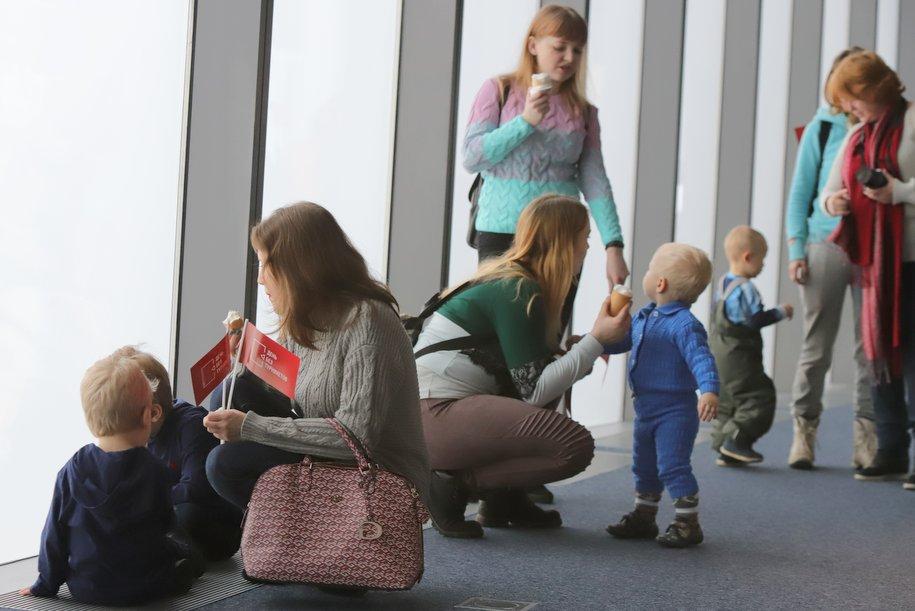 В районе Марфино готовится к открытию детская поликлиника