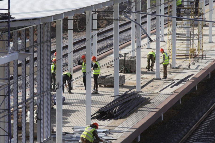 На МЦД планируют построить 14 новых станций