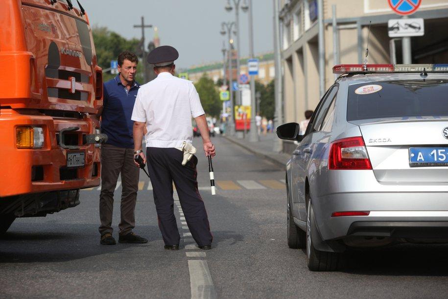 Ряд улиц в центре Москвы будут перекрыты в течение августа