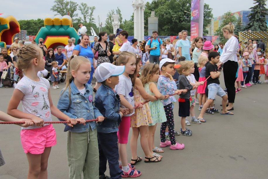 Столичные парки устроят праздник 1 сентября