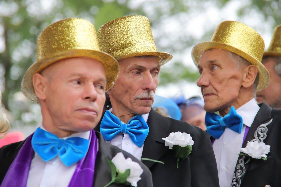 Столичные пенсионеры с сентября будут получать доплаты