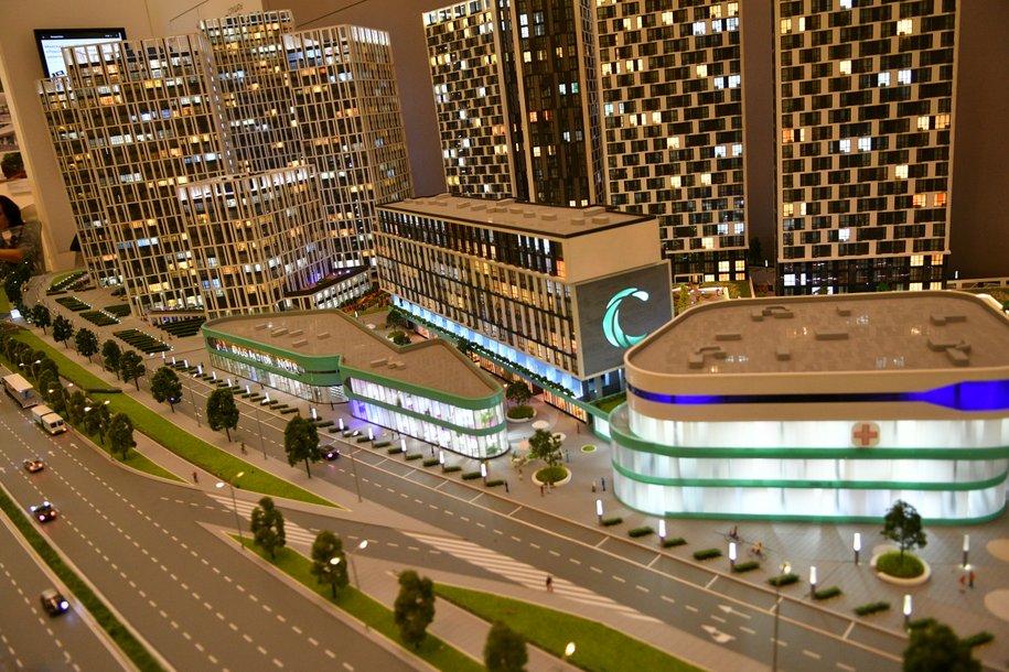 Пятиуровневый подземный торговый комплекс появится на Павелецкой площади