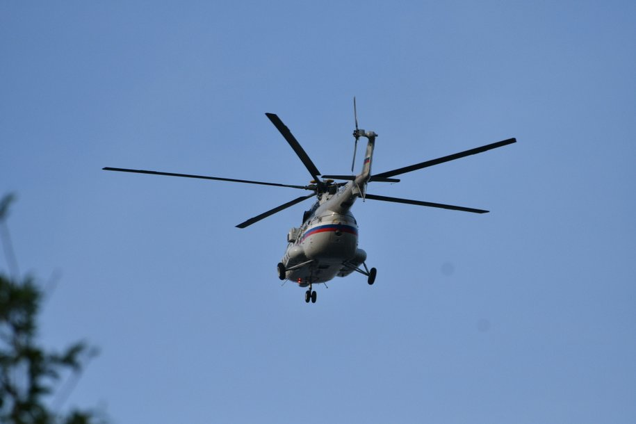 Тестовые полеты аэротакси начнутся в Москве в следующем году