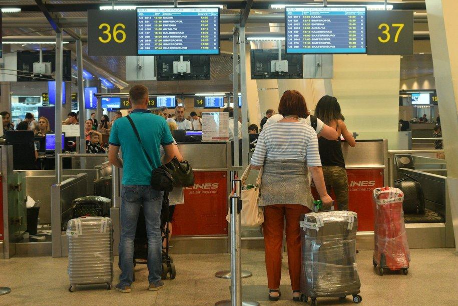 Пассажиры аэропорта Домодедово смогут бесплатно воспользоваться детскими колясками