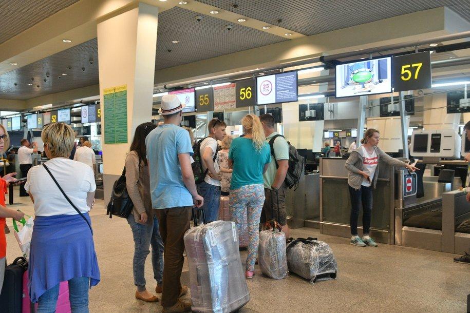 В столичных аэропортах задержано и отменено 24 рейса