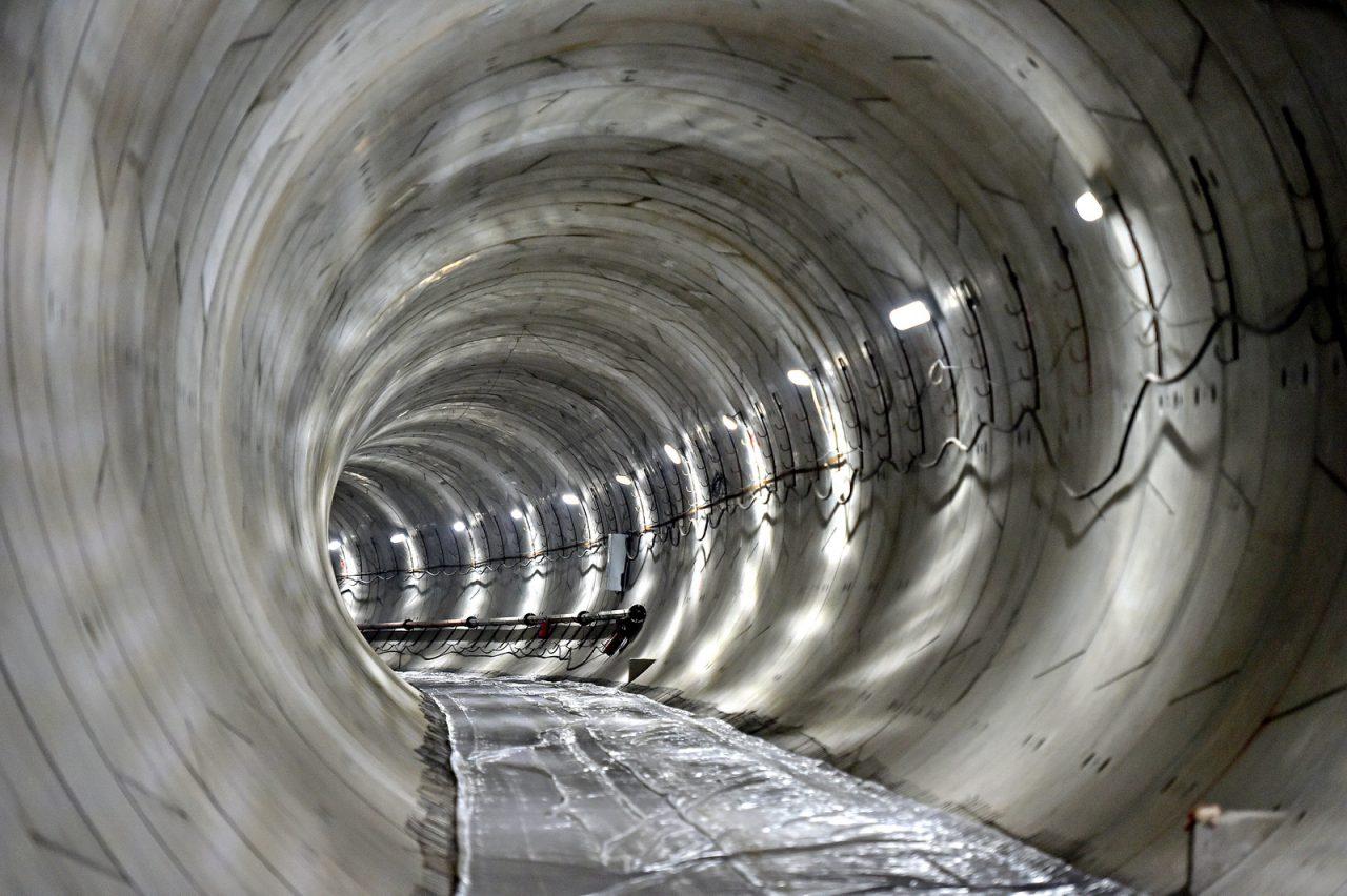 Первую станцию Рублево-Архангельской линии метро построят в 2021 году