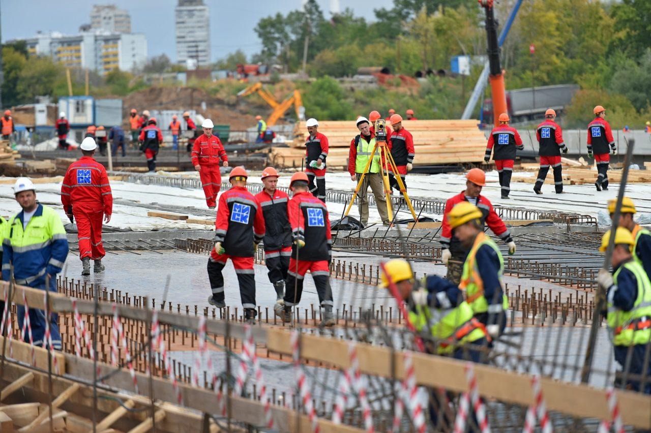 Южный дублер Кутузовского проспекта полностью будет готов в следующем году