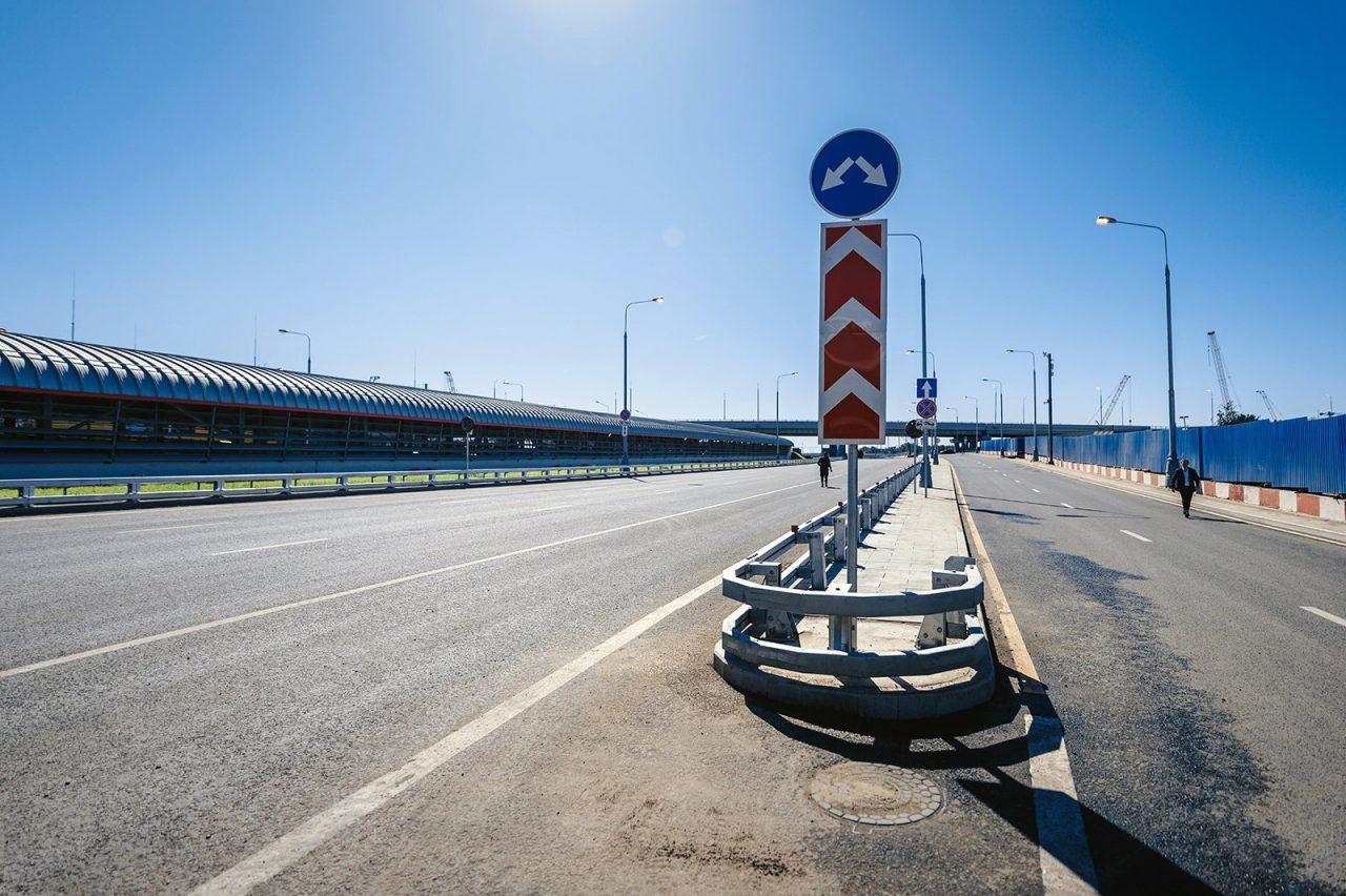Проект дороги из Московского к метро «Филатов Луг» будет готов в этом году