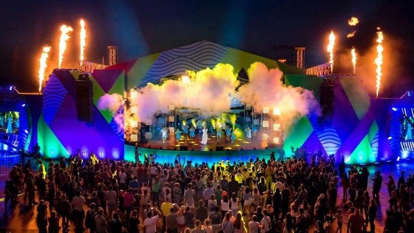 День рождения международного аэропорта «Домодедово» отметили фестивалем