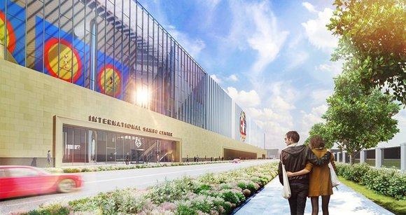 В столице началось строительство Международного центра самбо и бокса