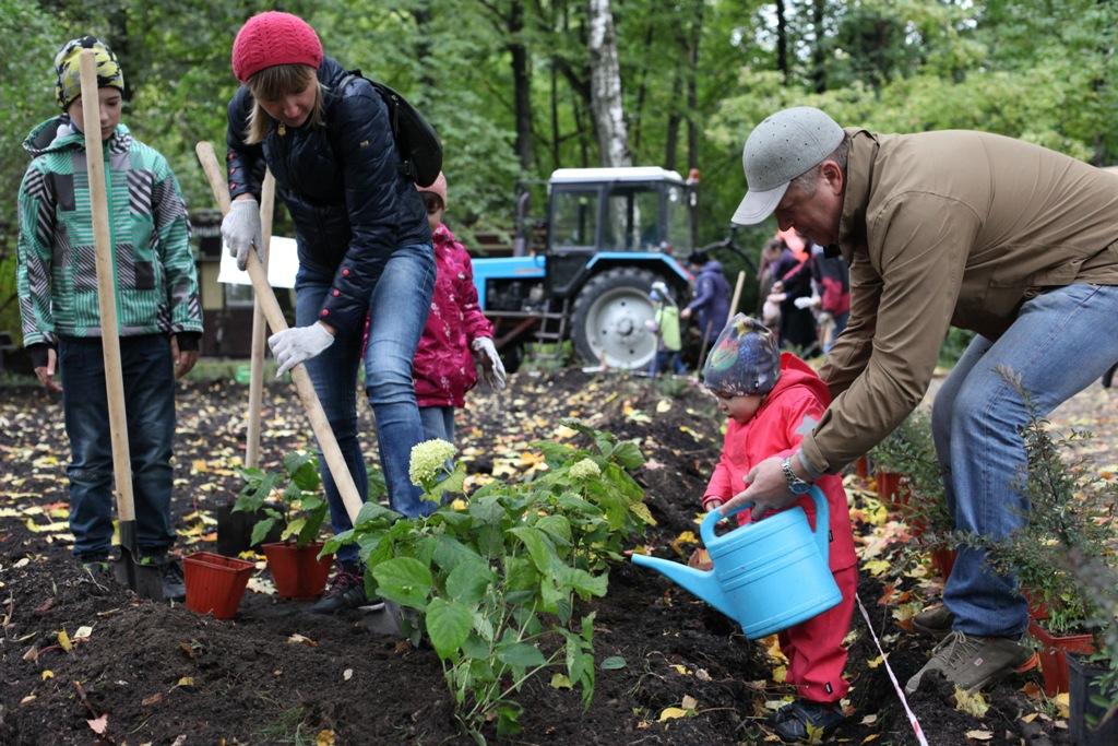 Экологический фестиваль пройдет в Парке Горького