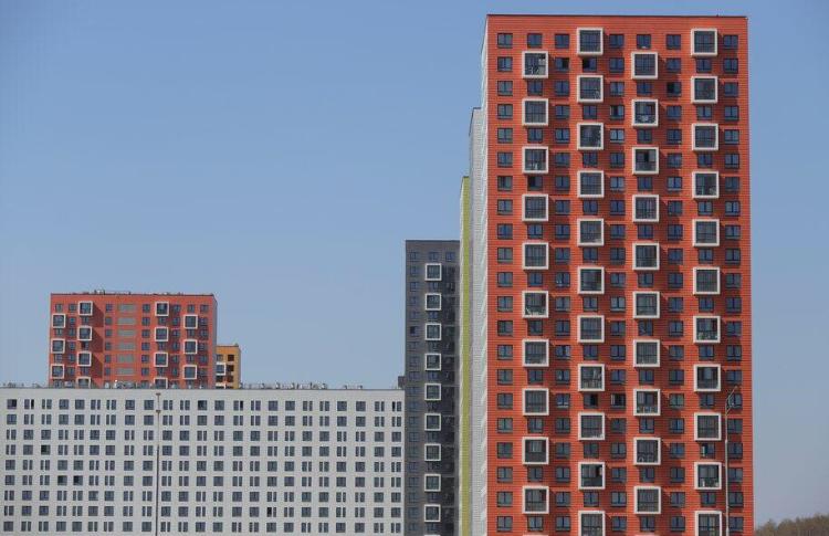 Более 160 домов по реновации находятся в проектировании и строительстве