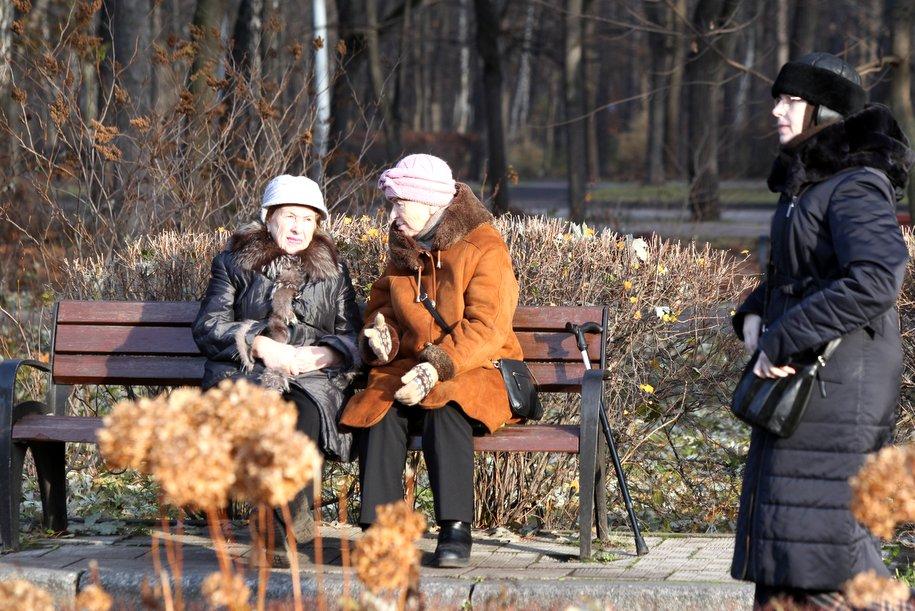 Назван возраст старейшего жителя Москвы