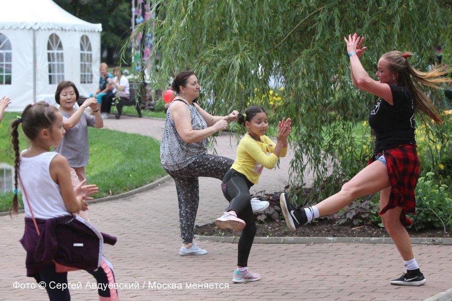 Танцевальные соревнования пройдут в столице в октябре