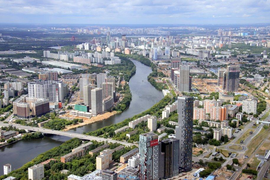 Гостиничный фонд Москвы пополнился на 1000 номеров с начала года