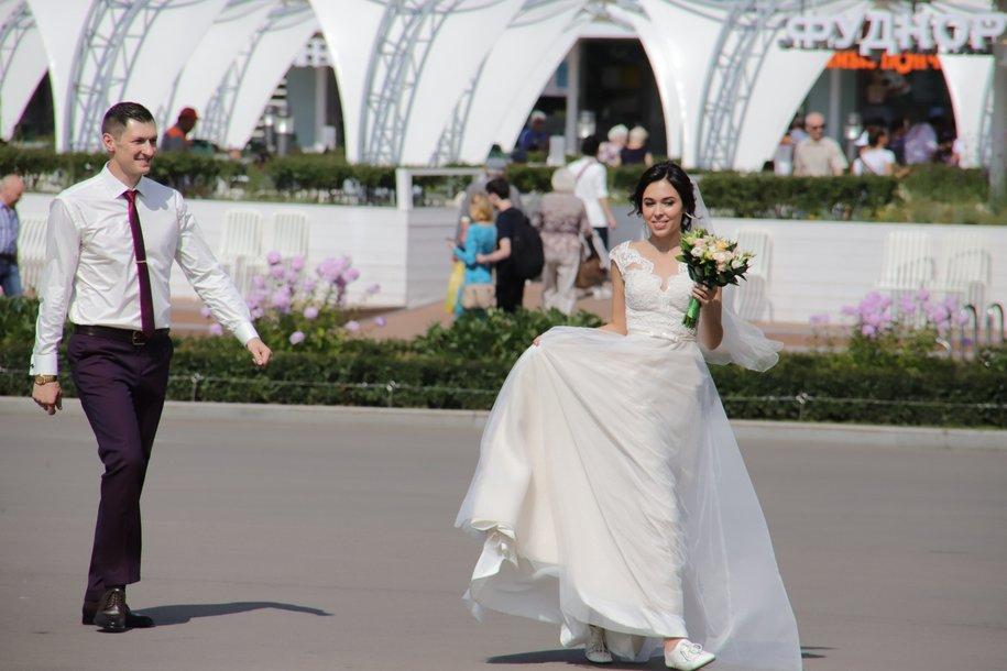 В Москве открылись две новые площадки для регистрации брака