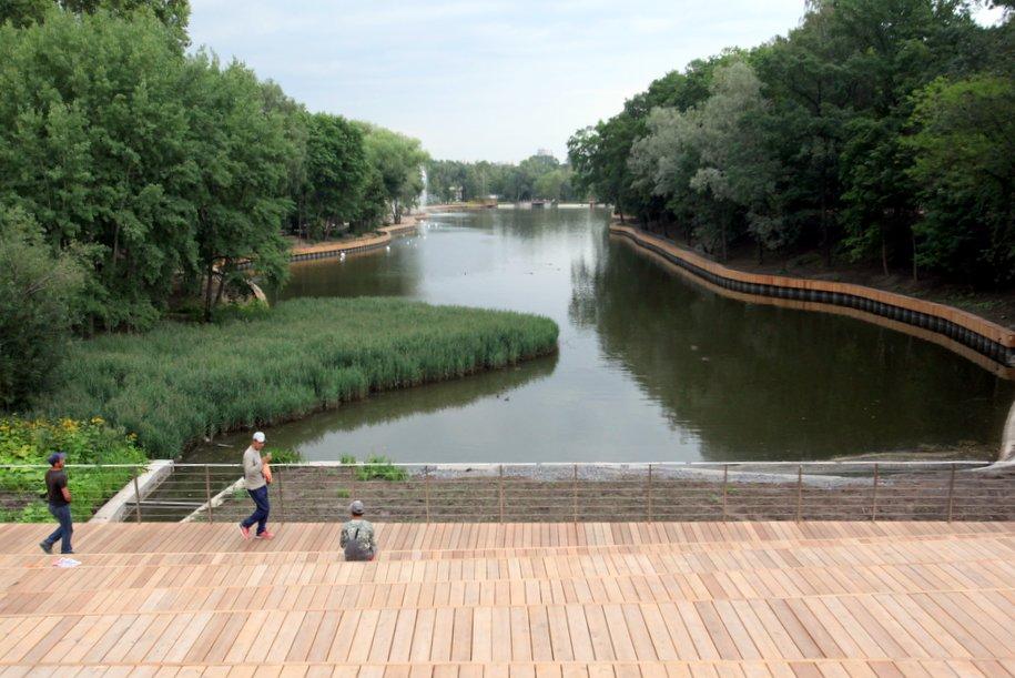 Стартовали работы по заполнению Черкизовского пруда