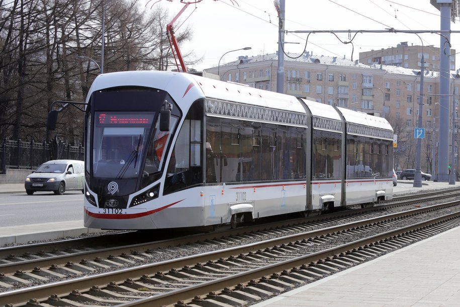 Трамвайную линию протянут от Коммунарки до Троицка