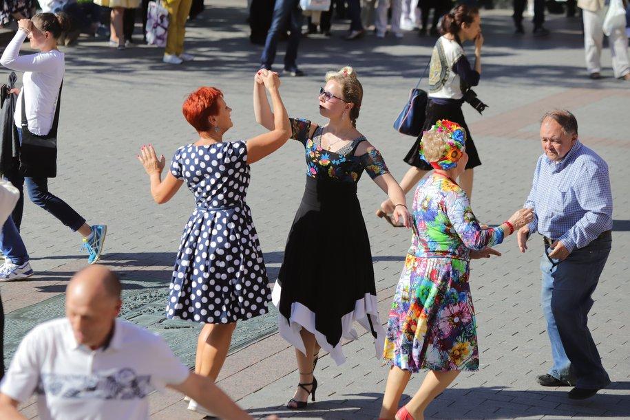 Празднование Дня города пройдёт в первые осенние выходные