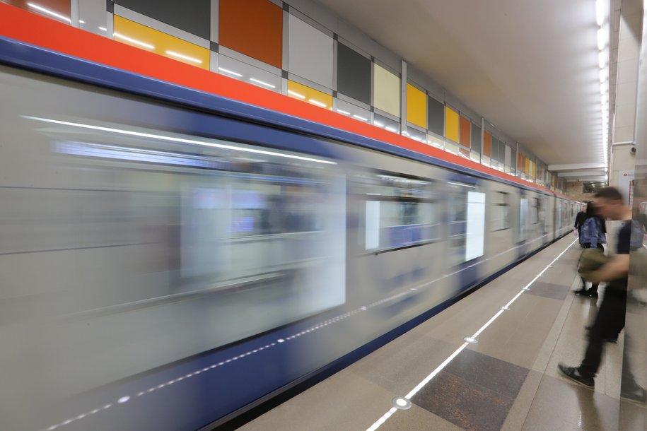 На Сокольнической линии метро произошёл сбой в движении поездов