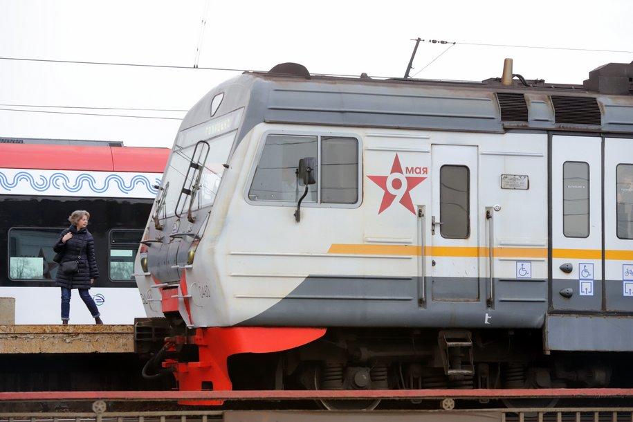 Расписание электричек Ярославского направления МЖД изменится 24-25 сентября