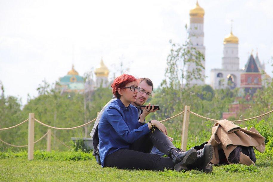 Более 700 общественных пространств появилось в Москве за девять лет