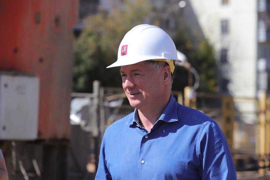 С начала текущего года в Москве построили 25 детских садов