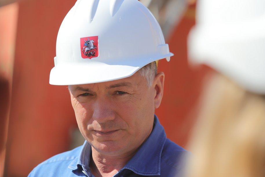 Строительство Некрасовской линии московского метро завершится до конца года
