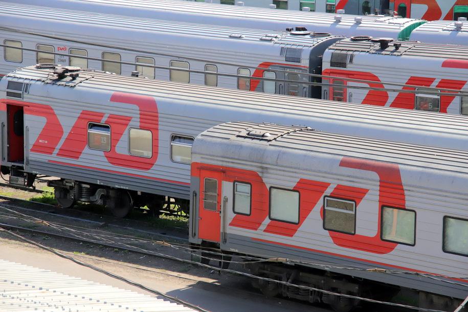 РЖД планирует запустить новый поезд из Москвы в Москву