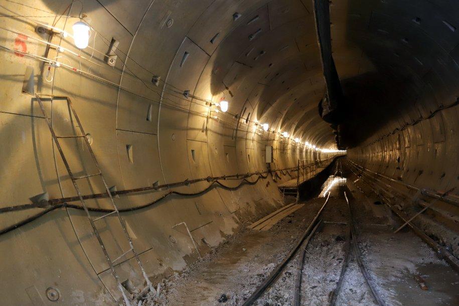 Тоннели метро на БКЛ строят 14 проходческих щитов