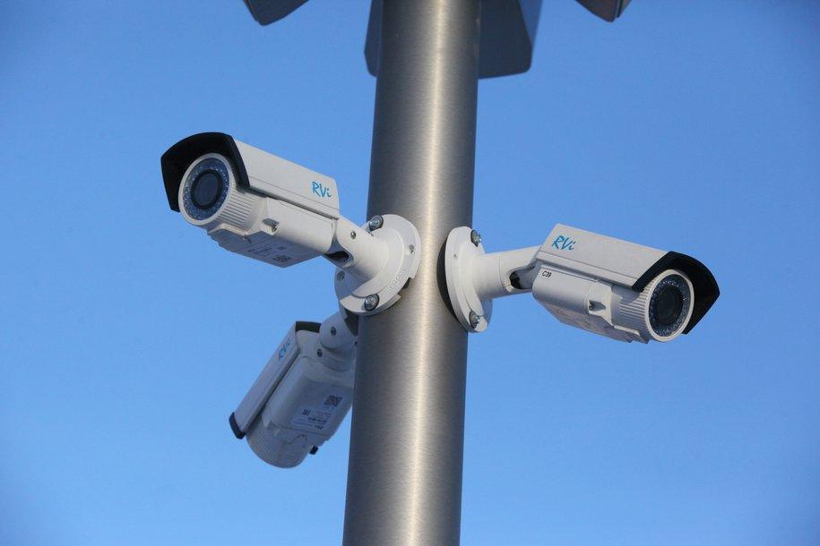 Системой видеонаблюдения охвачено 100% жилых домов Москвы