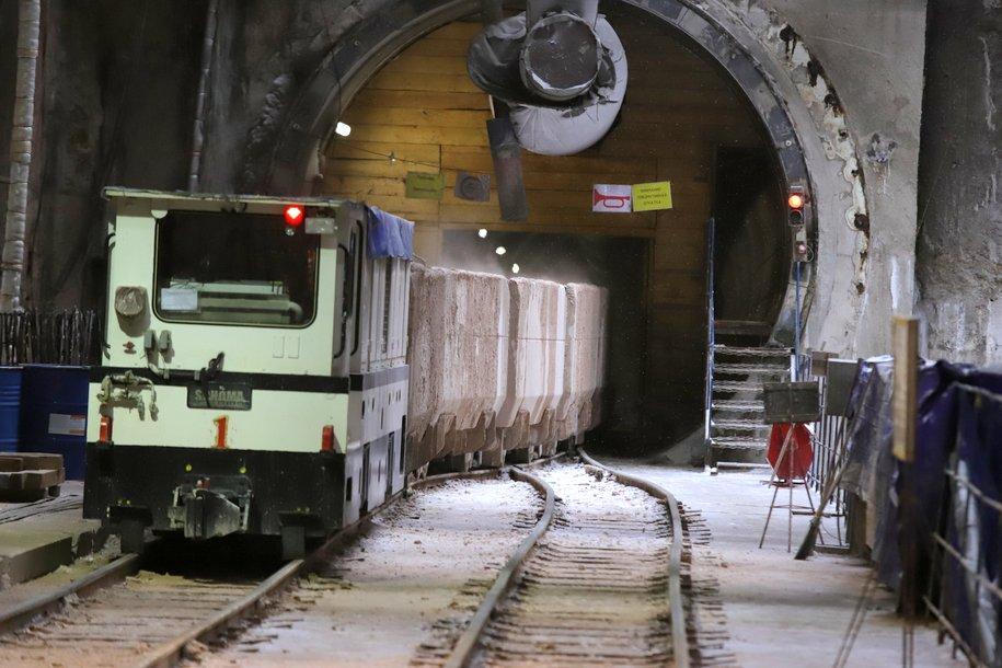 На двух участках БКЛ построят двухпутные тоннели