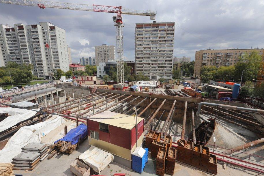 Станцию «Проспект Вернадского» БКЛ откроют для пассажиров в 2021 году