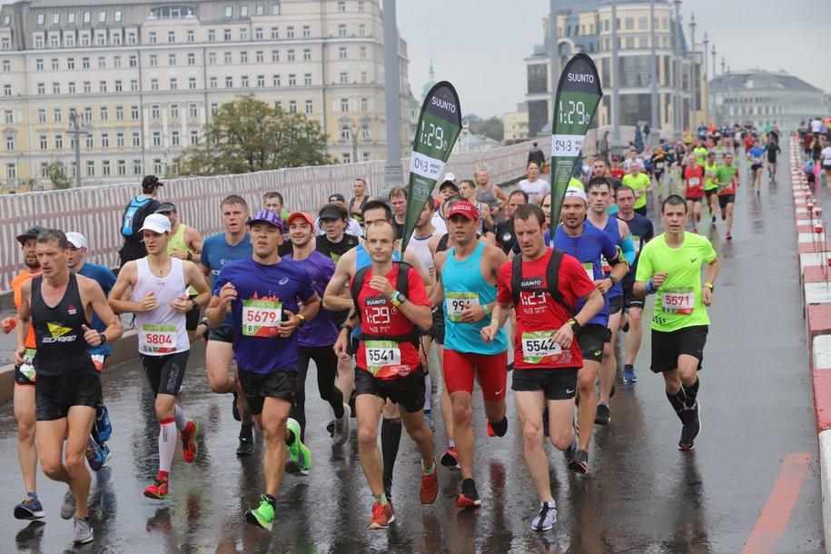 Московский марафон пройдет в воскресенье
