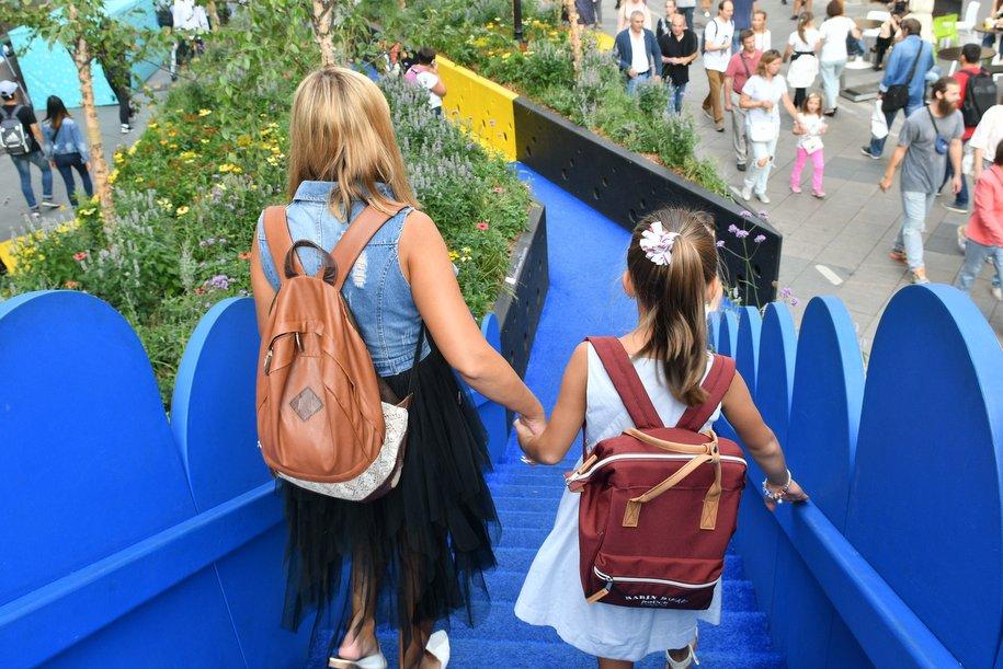 На фестивале «Цветочный джем» ввели скидки для пользователей мобильного приложения