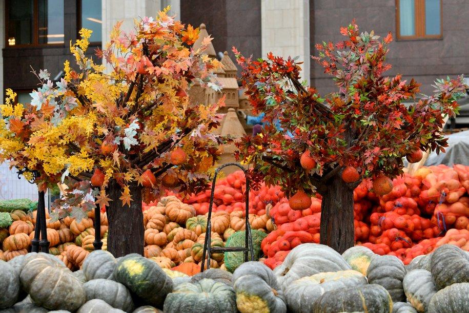 С 4 по 13 октября в столице пройдет праздник «Золотая осень»