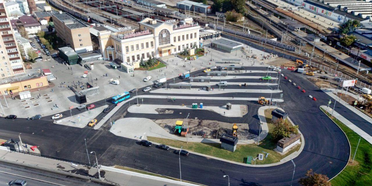 Строительство ТПУ улучшит транспортное обслуживание районов Москвы