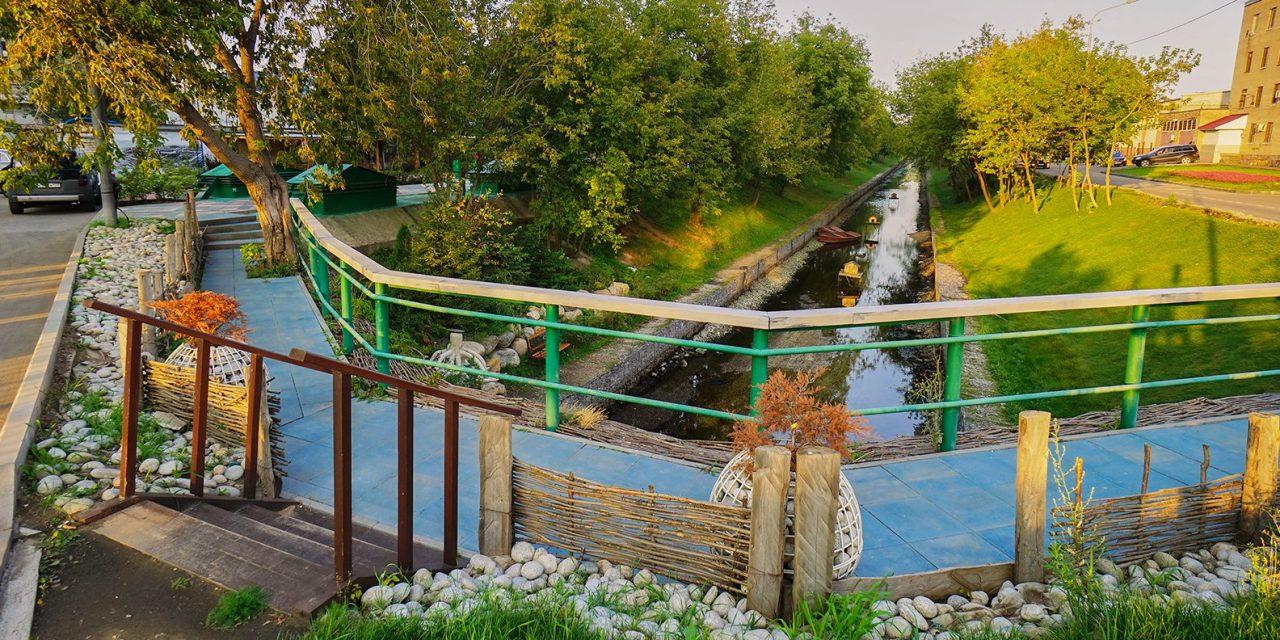 На берегу Головинского канала пройдет фестиваль малых рек