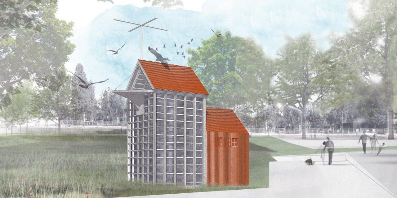 На набережной Шитова появится современная голубятня