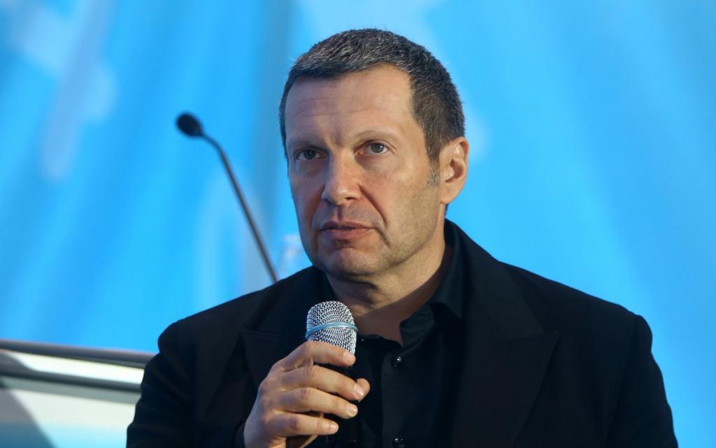Телеведущий Владимир Соловьев установил мировой рекорд