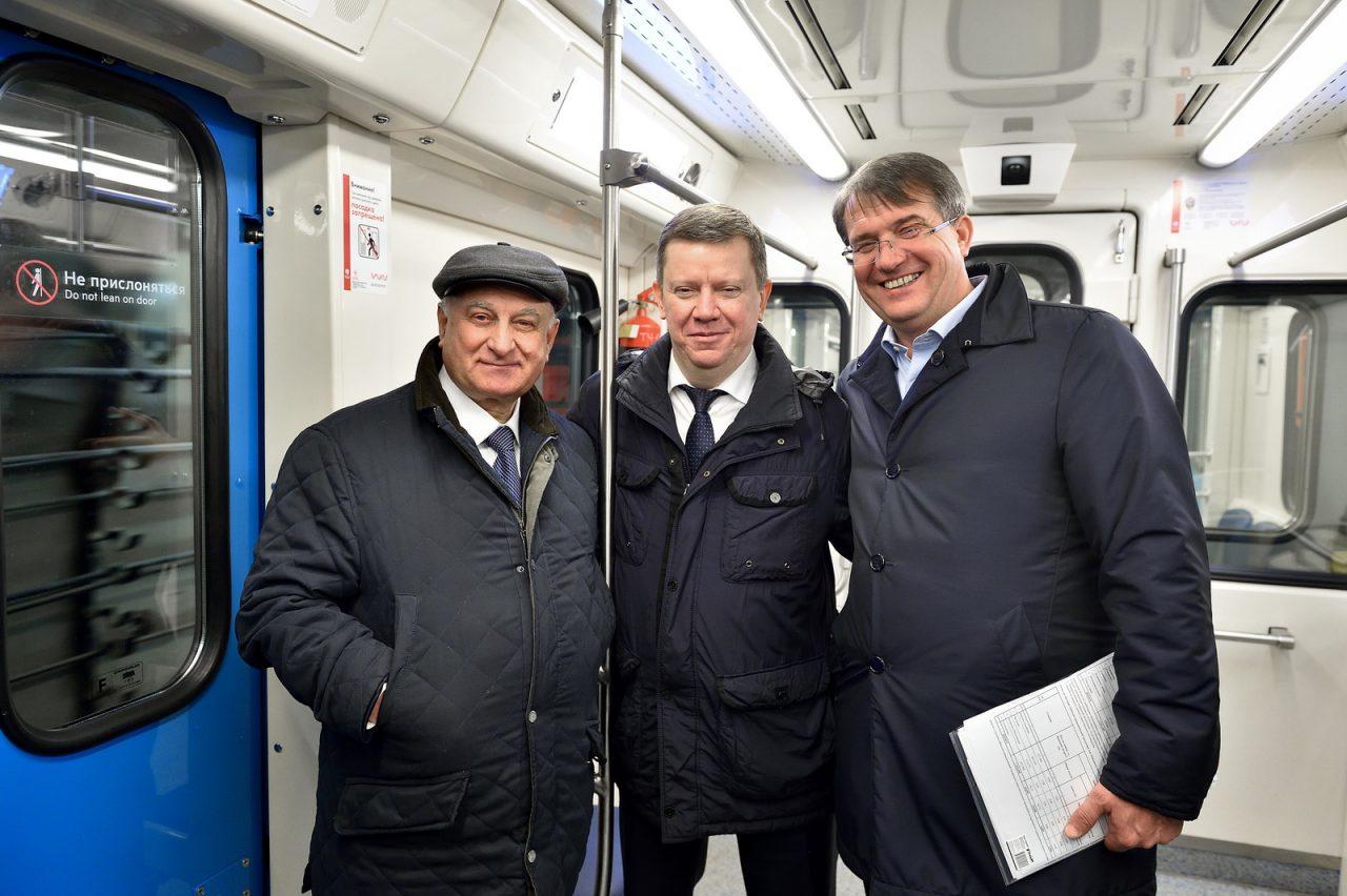 Строительство станции метро «Славянский мир» началось в Москве