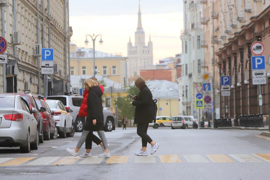 Москва продолжит строить не менее 100 километров дорог ежегодно
