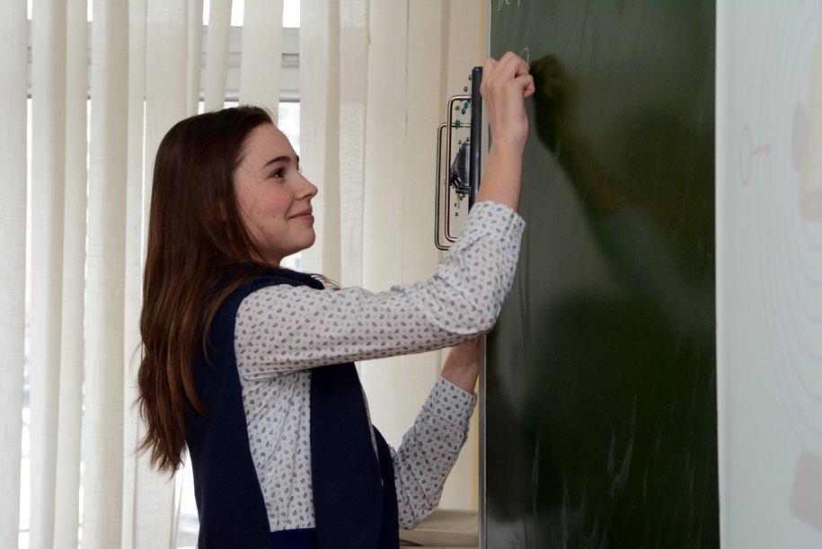 Средняя зарплата московских учителей превысила 110 тыс. руб.