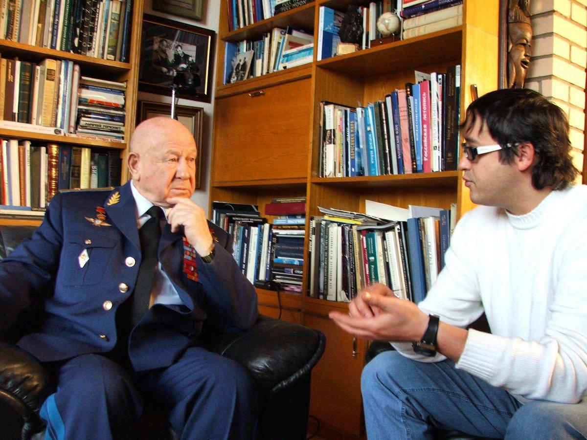 Алексей Шапошников назвал легендой умершего космонавта Алексея Леонова