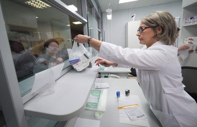 Городские власти упростили систему получения бесплатных лекарств