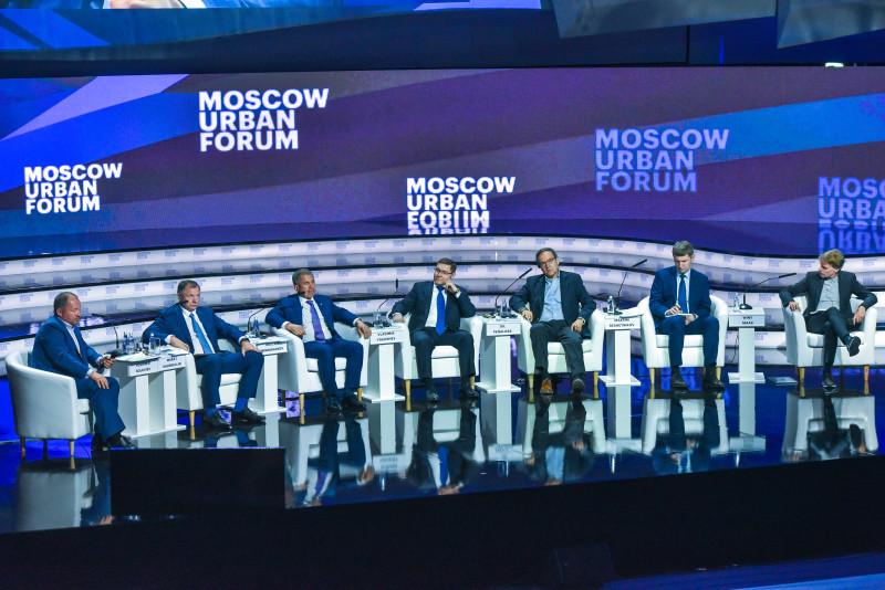 Программу Московского урбанистического форума представят в рамках EXPO REAL 2019