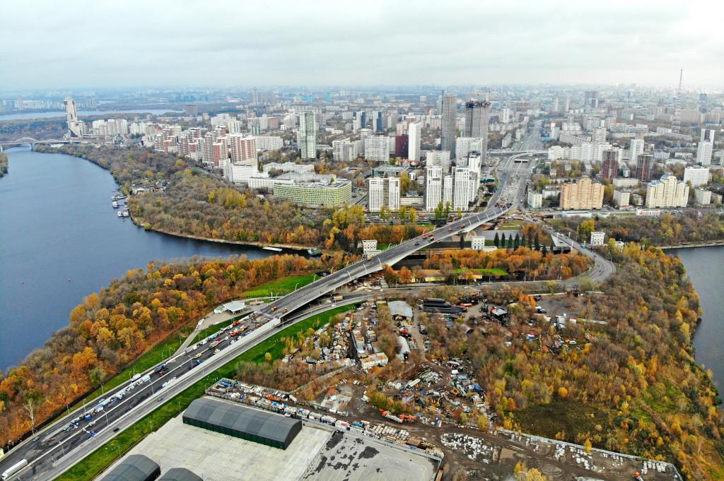Участок БКЛ от станции «Мнёвники» до «Каховской» запустят в 2021 году