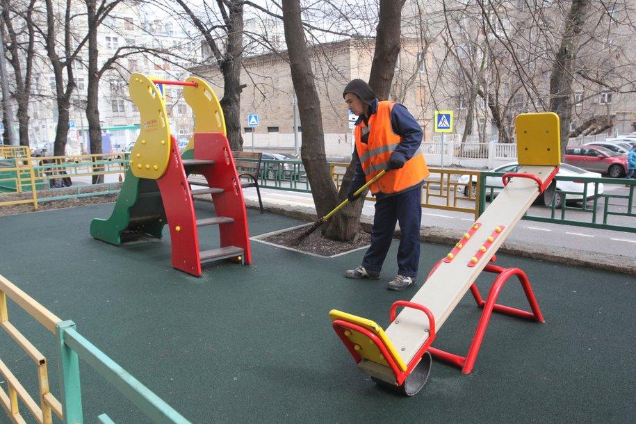 Москвичи выскажут свое мнение по поводу благоустройства детских площадок