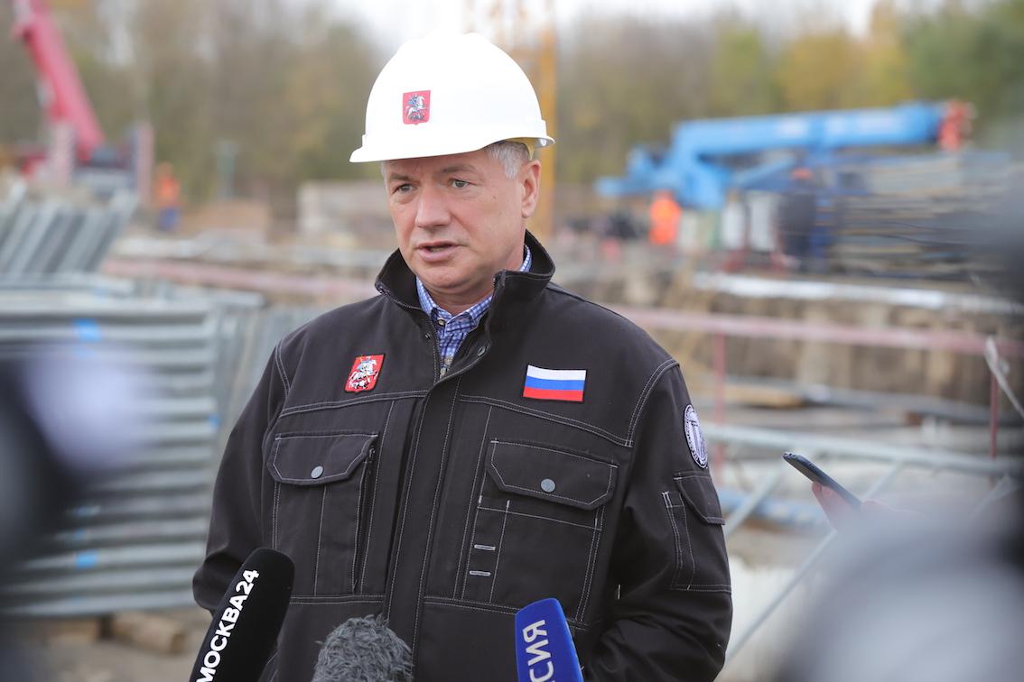 Участок от станции «Хорошевская» до «Карамышевской» планируют достроить в 2020 году
